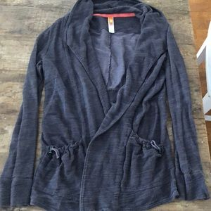 Workout jacket - Lucy brand - size M - grey color